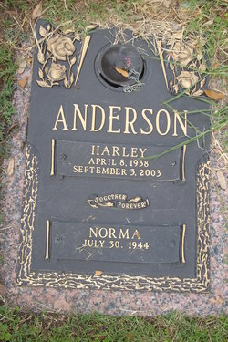 Harley Herman Anderson