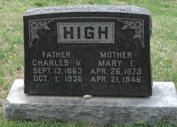 Mary T High