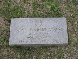Royce Gilbert Atkins