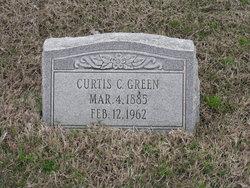 Curtis C Green