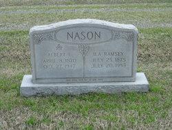 Dr Albert L Nason