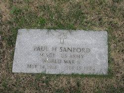 Paul H Sanford
