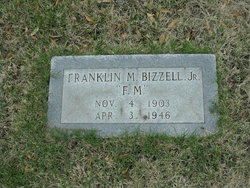 Franklin M F.M. Bizzell Jr.