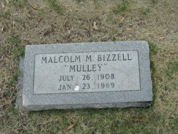 Malcolm M Mulley Bizzell