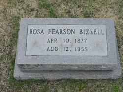 Rosa Pearson Bizzell