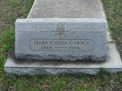 Mark Perrin Lowrey