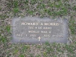 Howard A Morris
