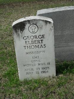 George Elbert Thomas