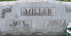 Nancy A. <I>Adkins</I> Miller