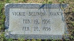 Vickie Belinda Avant