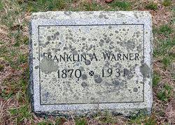 Franklyn A Warner