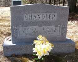 Juanita E <I>Kelley</I> Chandler