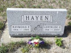 Raymond Peter Hayen