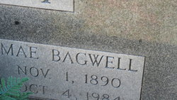 Mae <I>Bagwell</I> Knight