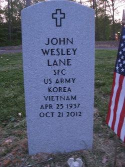John Wesley Lane