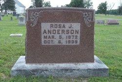 Rosa J. <I>Slakel</I> Anderson