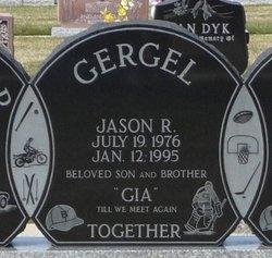 Jason R Gergel