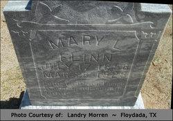 Mary L <I>Hart</I> Flinn