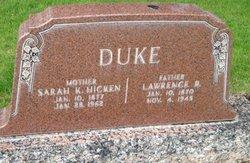 Lawrence Brigham Duke