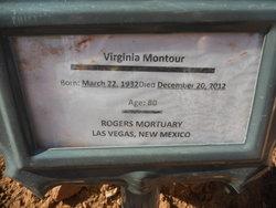 Virginia <I>Montaño</I> Montour