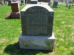 Caroline <I>Hargar</I> Marts