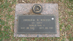 Edward Buford Reeves