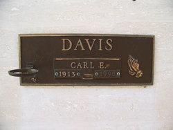 Carl Earl Davis