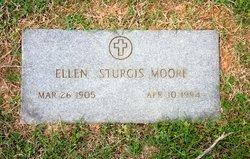 Ellen <I>Sturgis</I> Moore