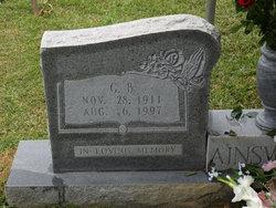 """George B. """"GB"""" Ainsworth"""