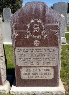 Ida Slatkin