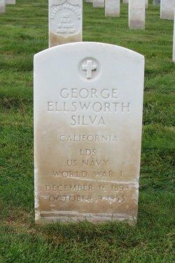 George Ellsworth Silva