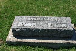 Ruth Elizabeth <I>VanNice</I> Atherton