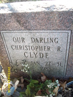 Christopher R. Clyde