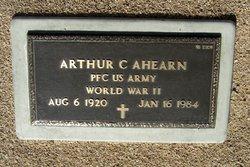 Arthur C Ahearn