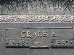 Grace Hartley <I>Edgington</I> Jordan