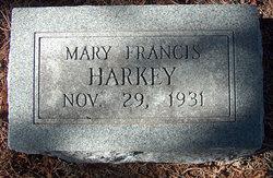 Mary Frances Harkey