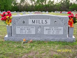 Billy Ray Mills