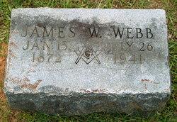 James W Webb
