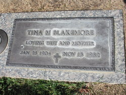 Tina Marie <I>Bridges</I> Blakemore