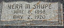 Vera Manilla <I>Shupe</I> Chase