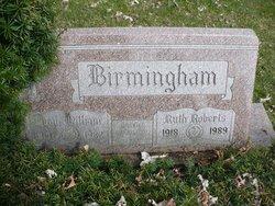 Ruth <I>Roberts</I> Birmingham