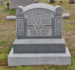 Rev Henry Franklin Perry