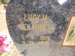 Lucy M. Benavidez