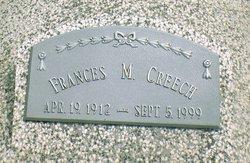 Frances M. Creech