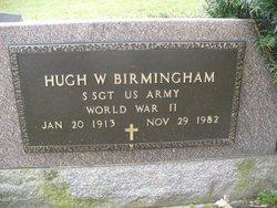 Hugh William Birmingham
