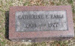 Catherine E Earle