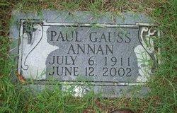 Paul Gauss Annan