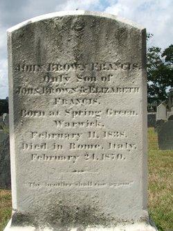 John Brown Francis