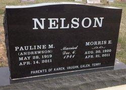 Pauline M <I>Andrewson</I> Nelson