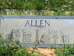 Lem G Allen